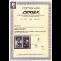1124/25 LEGAZPI Y SOROLLA CL.  certificado
