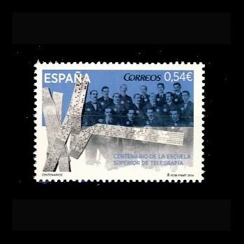 4866 CENT. ESCUELA SUPERIOR DE TELEGRAFIA