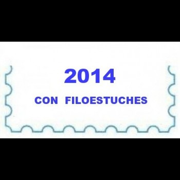 AÑO 2014. SOBRES  ENTERO POSTALES.  CARTULINA BLANCA.