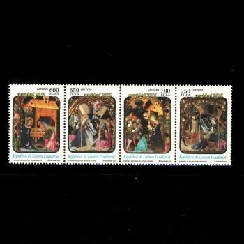 G. ECUATORIAL. 518/21 NAVIDAD