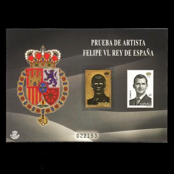 4939P  FELIPE VI. REY DE ESPAÑA