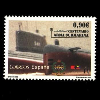 4951 CENTENARIO ARMA SUBMARINA
