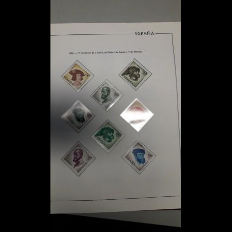 Colección de sellos de España (1950 - 69)