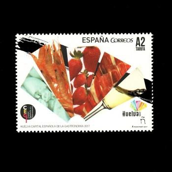 5117 HUELVA.CAPITAL ESPAÑOLA DE LA GASTRONOMÍA