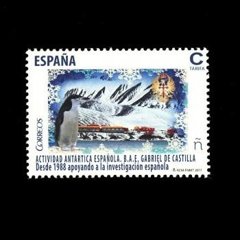 5118 ACTIVIDAD ANTÁRTICA ESPAÑOLA