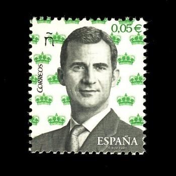 5119 SERIE BÁSICA S.M. EL REY DON FELIPE VI