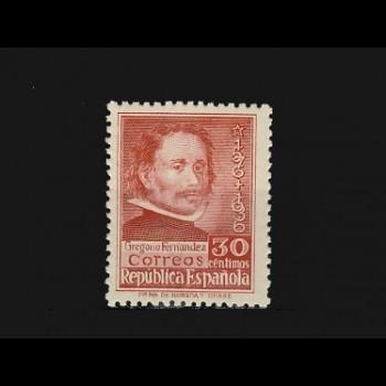 726** GREGORIO FERNANDEZ. BC