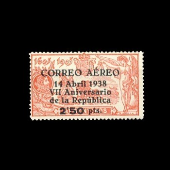 756** VII ANIV REPUBLICA....