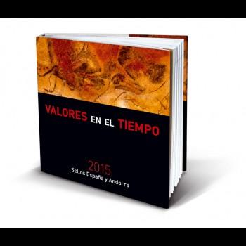 LIBRO DE SELLOS DE ESPAÑA...