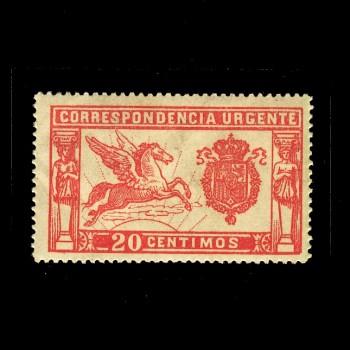 256** PEGASO URGENTE. BC