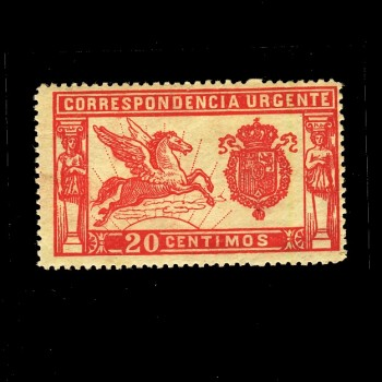 324* PEGASO URGENTE. CN.