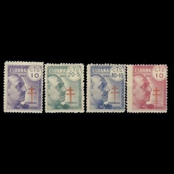 0936/39** PRO TUBERCULOSOS. CN