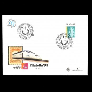 S.E.P.   24  FILATELIA '94....