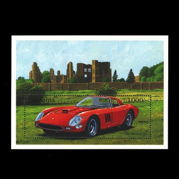 TANZANIA. FERRARI 250 GTO