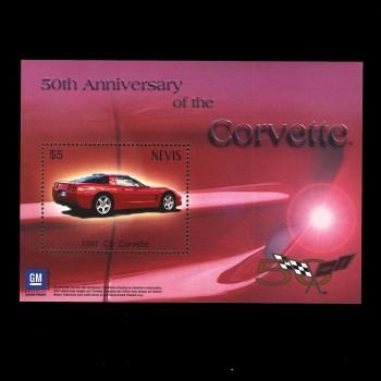 NEVIS. 50 ANIVERSARIO CORVETTE