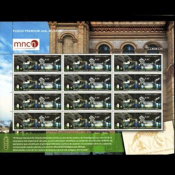 5034/36 (PP 29/31) MUSEOS