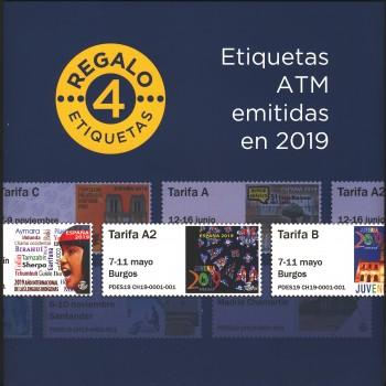 Etiquetas ATM 2019