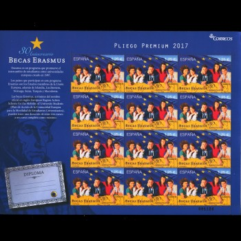 5168 (PP 54) EFEMÉRIDES 2017