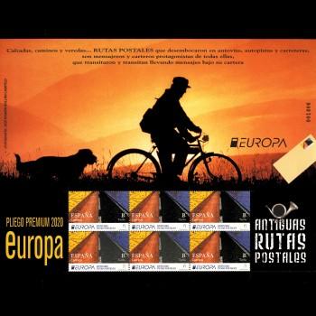 5402 (PP 90) EUROPA  2020