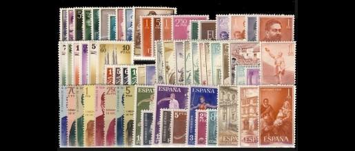Years 1960 - 69