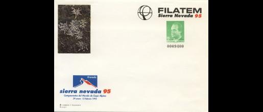 Sobres entero postales 1990 - 94