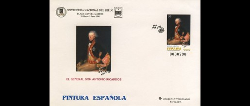 Postal cover cards 1995 - 99