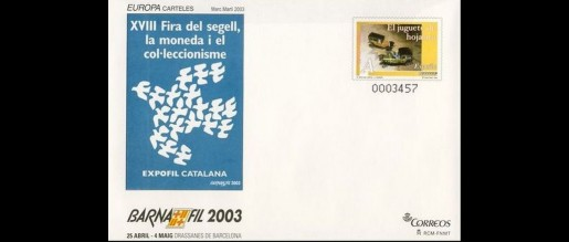 Postal cover cards 2000 - 04