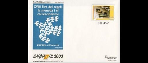 Sobres entero postales 2000 - 04