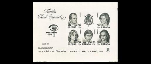 Pruebas  1975 - 84