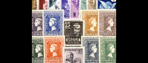 Stamps 1950
