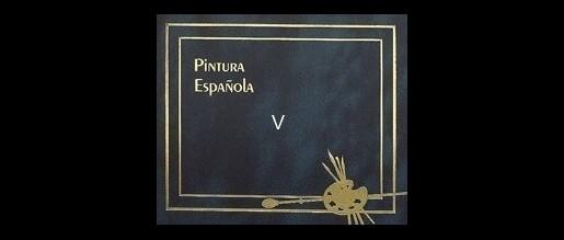 Sellos colección Pintura Española. Álbum V.