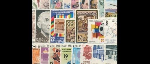 Sellos de España  de  1980