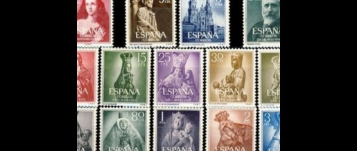 Stamps 1954