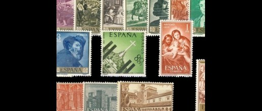 Stamps 1959