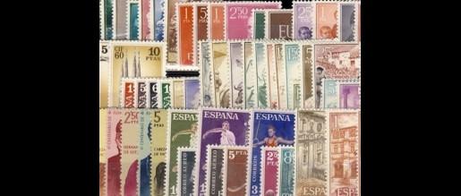 Sellos de 1960