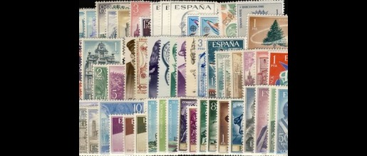 Sellos de 1966