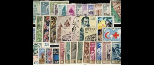 Stamps 1969