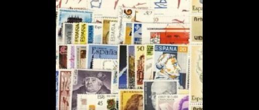 Sellos de España  de  1988