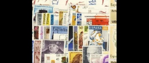 Spanish stamps 1988