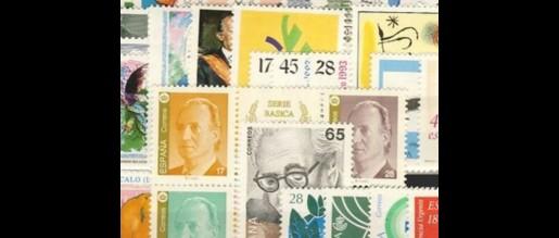 Sellos de España  de 1993
