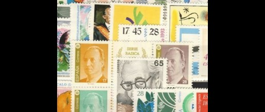 Spanish stamps 1993