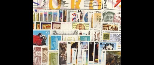 Spanish stamps 1994