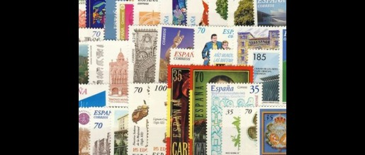Spanish stamps 2000
