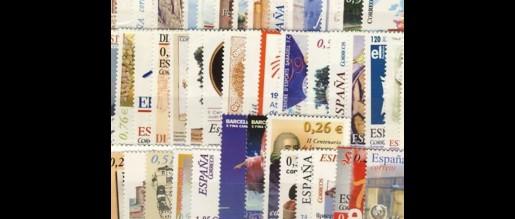 Sellos de España  de  2003