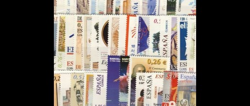 Spanish stamps 2003
