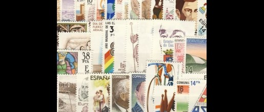 Spanish stamps 1983