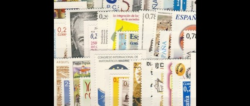 Spanish stamps 2006