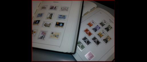 Colecciones  de sellos de España