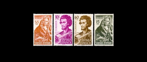 Postage stamps of Spanish ex-colonies