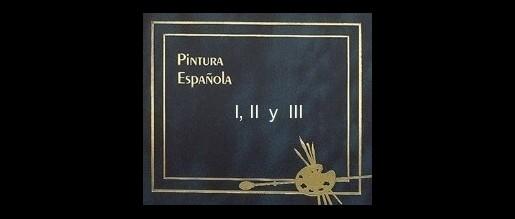 Sellos colección Pintura Española. Álbumes I, II y III.